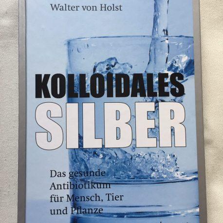 Buch Silberwasser