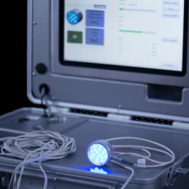 Luxxamed HD 3000, Mikrostromgerät, Gebraucht auf Anfrage