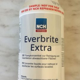 EVERBRITE EXTRA – 1Liter Konzentrat tötet Bakterien und Vieren – sofort lieferbar